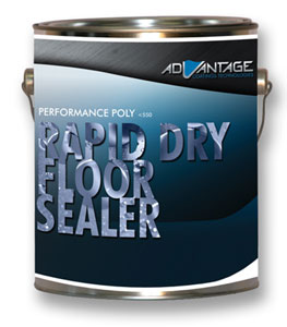 Rapid Dry Sealer – Residential / Commercial