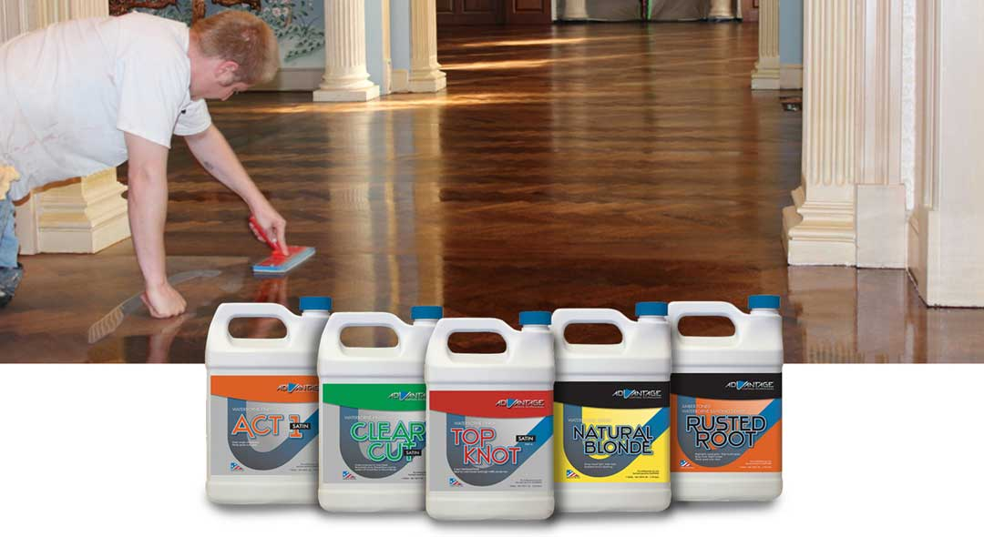 Commercial Residential Hardwood Finishes Sealers