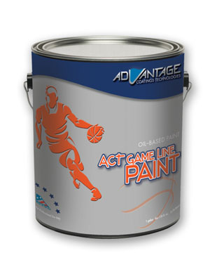 ACT Game Line Paint – Gym Paint