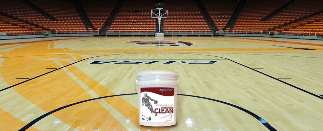 Gym Floor Maintenance