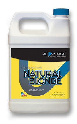 Natural Blonde Sealer – Residential / Commercial