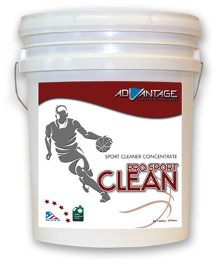 Pro Sport Clean – Gym Cleaner