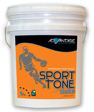 Sport Tone Gym Sealer – Water Based Sealer