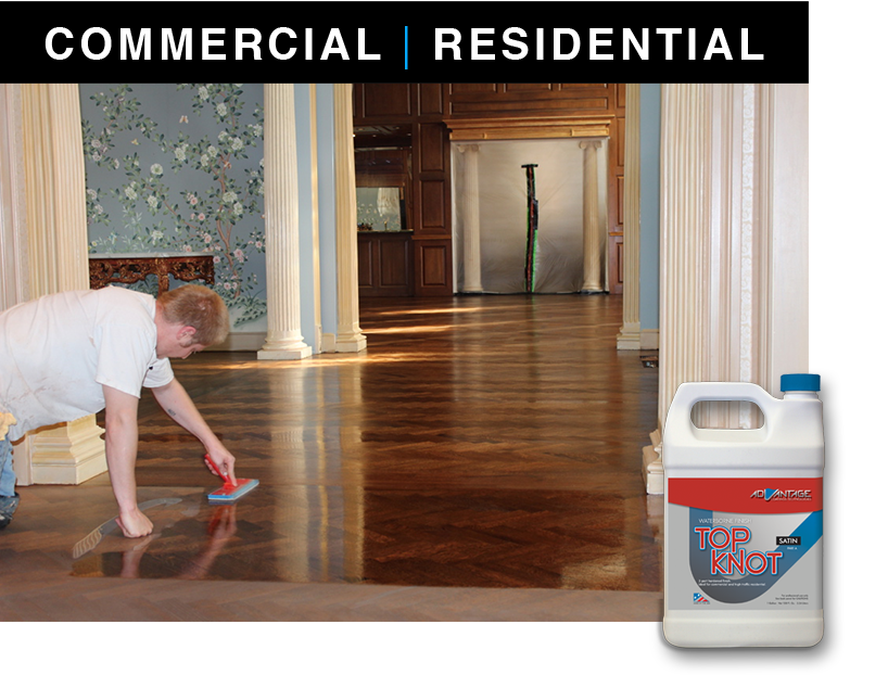 Commercial and Residential Floor Coatings