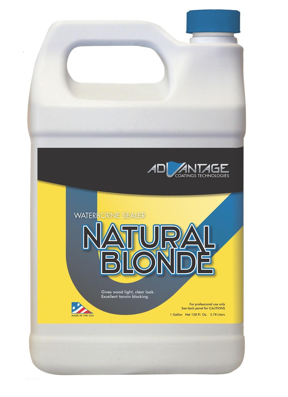 Natural Blonde Wood Floor Sealer Advantage Coatings