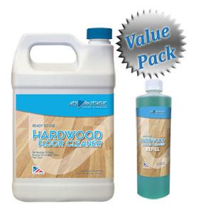 Gallon Hardwood Floor Cleaner PLUS 1 Gallon Refill