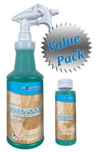 Hardwood Floor Cleaner – Residential Cleaner