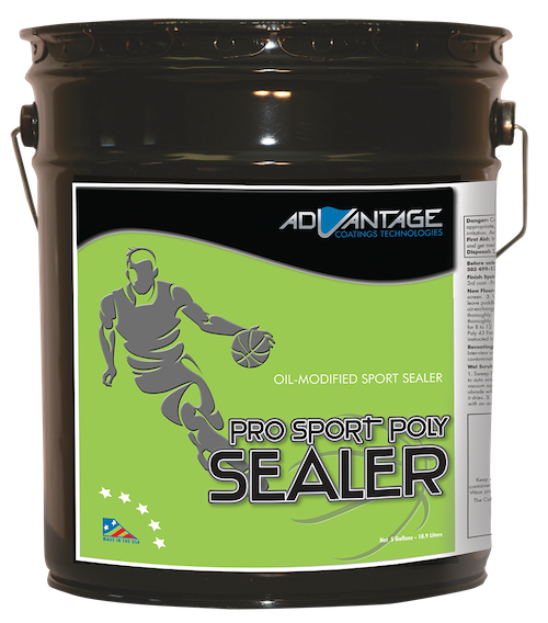 Pro Sport Poly Sealer – Oil-based Gym Sealer