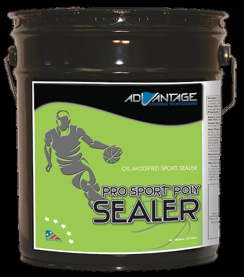 Pro Sport Poly Sealer – Oil-based Gym Sealer