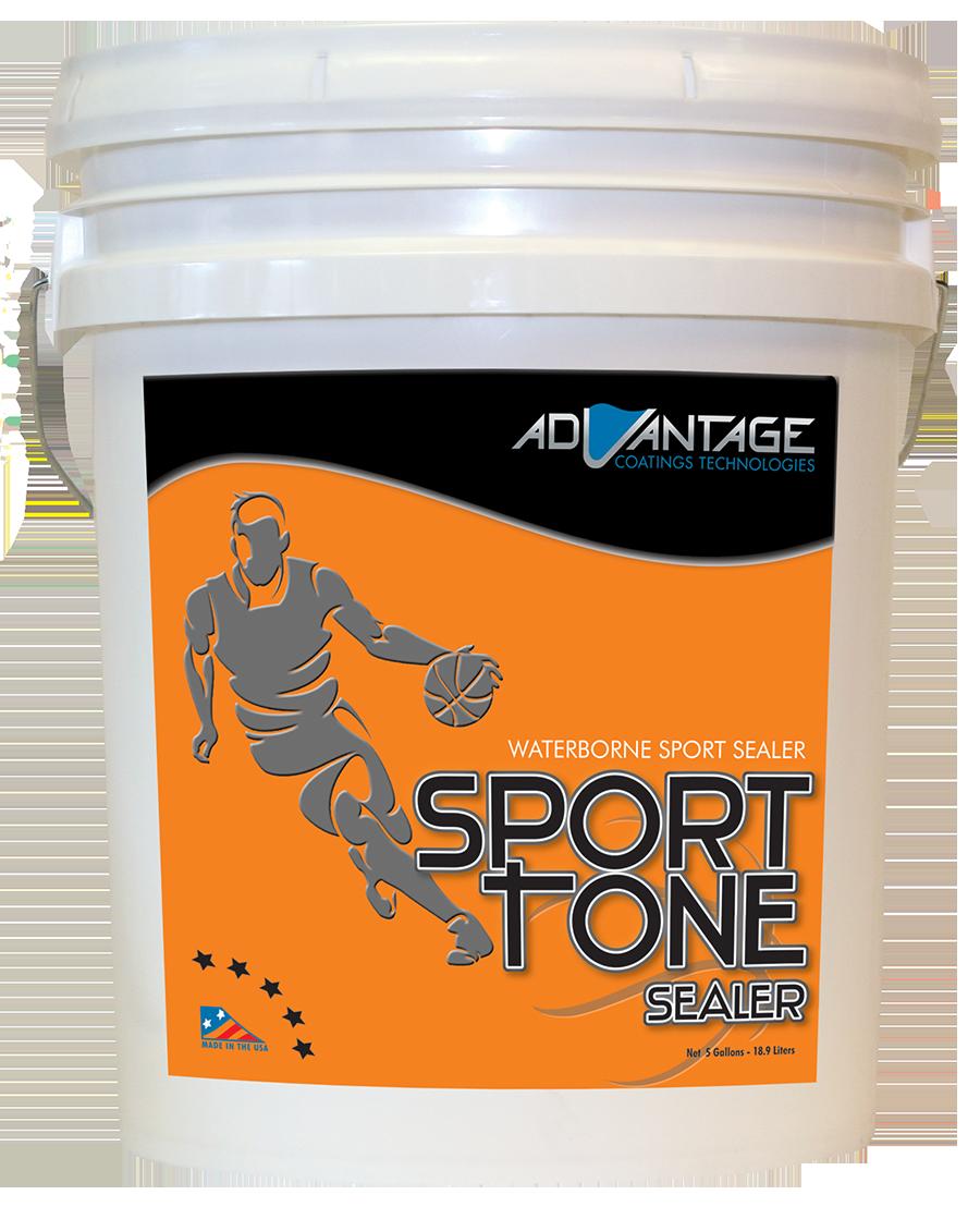 Sport Tone Gym Sealer – Water Based Sealer